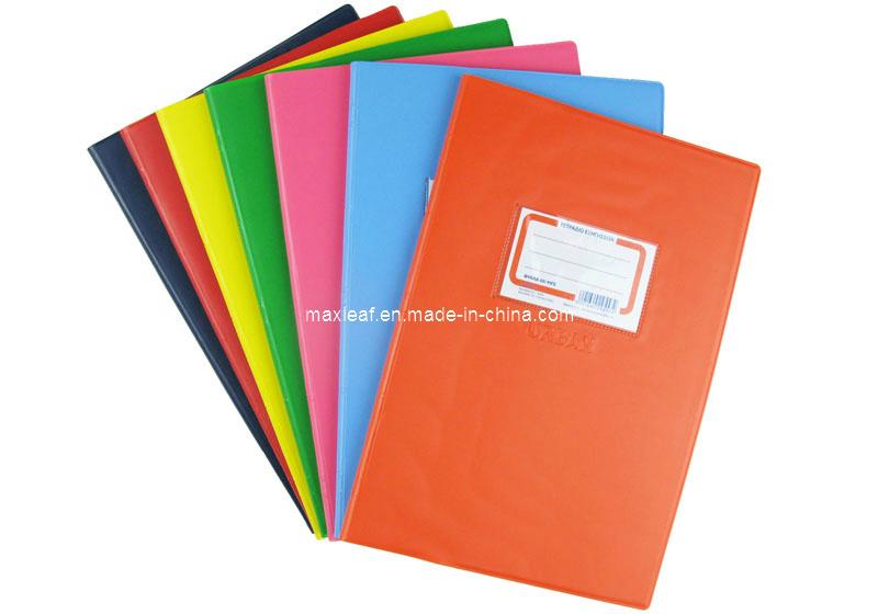 Quaderni del rivestimento di pvc ex 048 quaderni del for Porta quaderni