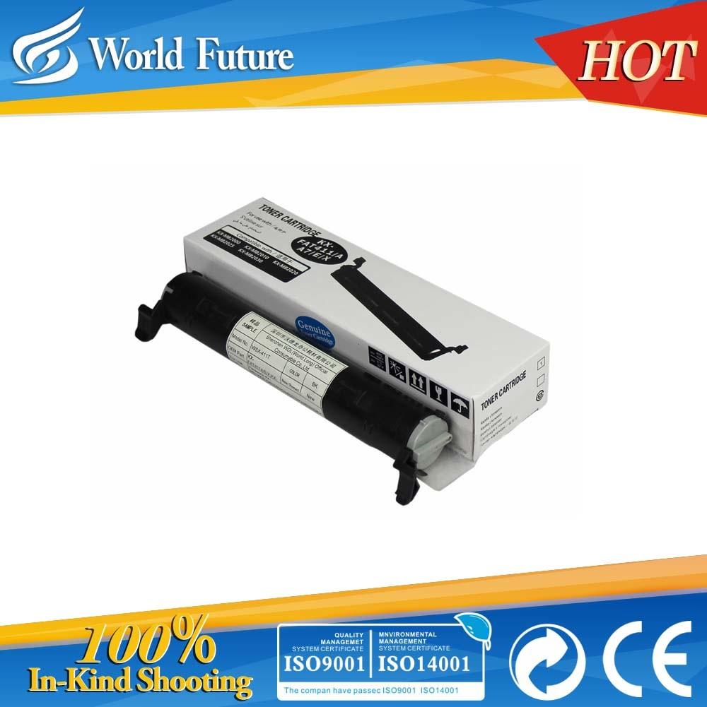 Toner Cartridge for Panasonic Fat-411A/A7/E/X (Toner)