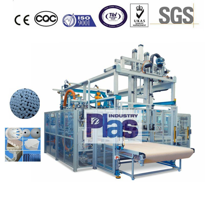 EPS EPP Shape Moulding Machine for EPS Factory