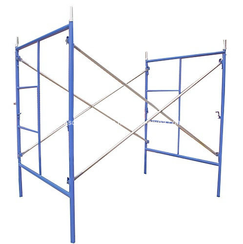 Construction Equipment Frame Scaffolding Ladder Frame