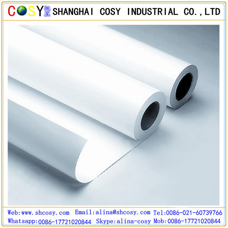 White Color Self Adhesive PP Synthetic Paper with High Quality