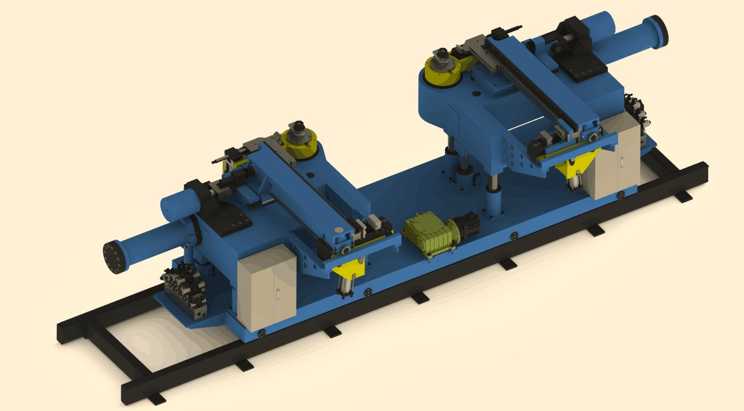 Tube Booster Bending Machine