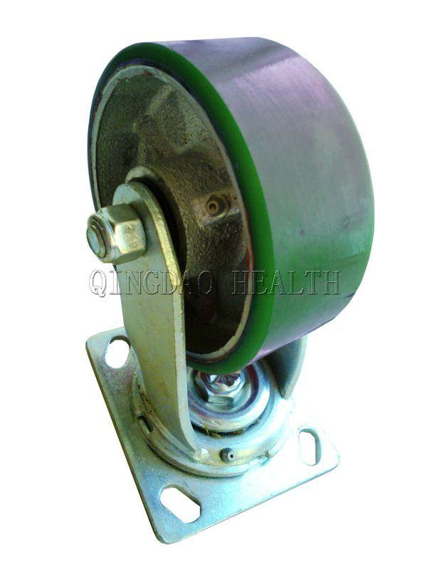 "12"" Rubber Wheel (PR1606) for Hand Trolleys"