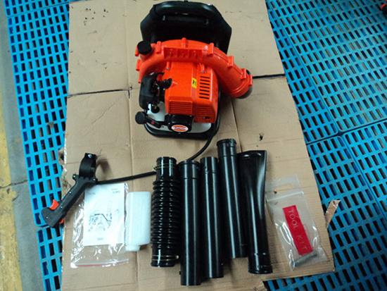 High Quality Gasoline Backpack Leaf Blower (EB808)