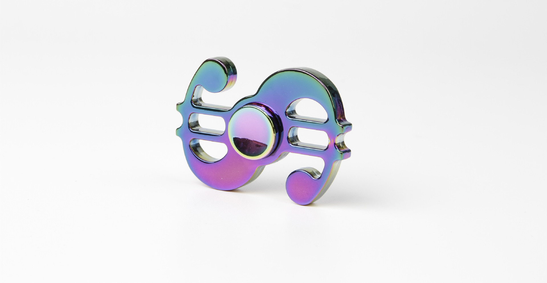 New Color Alloy Fidget Spinner Finger Spinner CZ24
