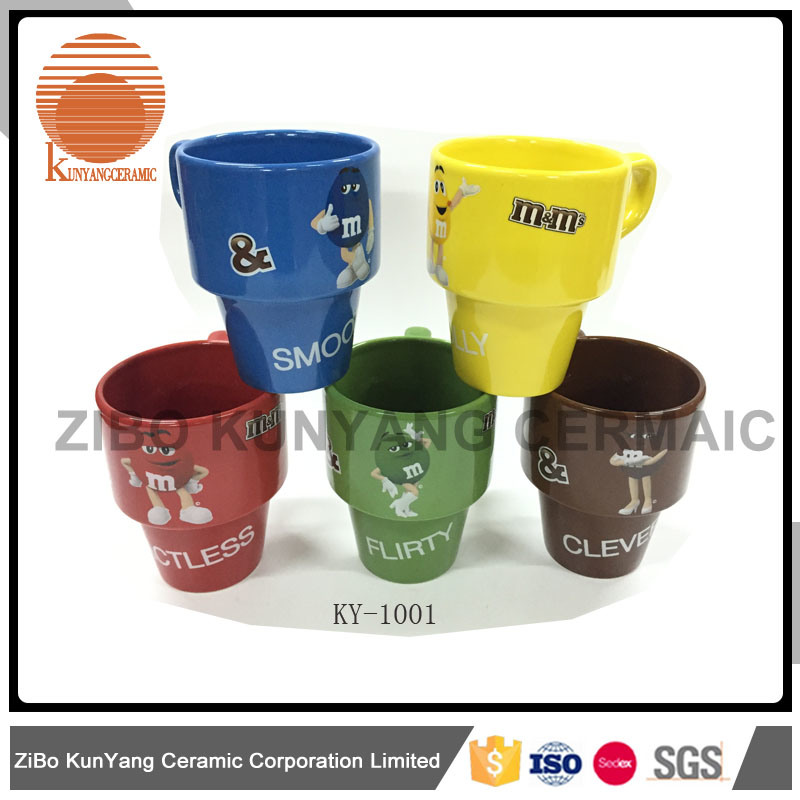 Mars mm Promotion Mugs