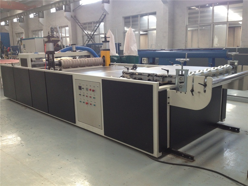 PVC Tile Roof Production Line
