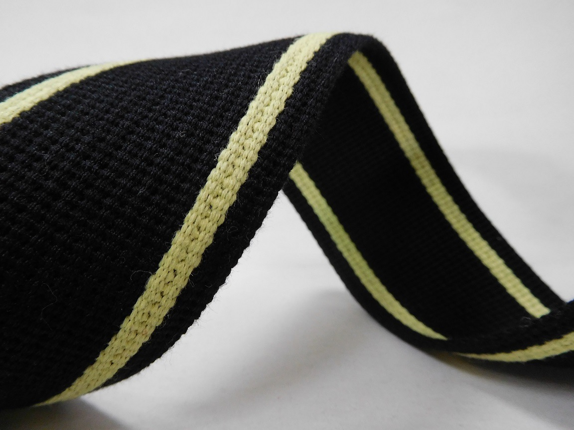 Fire Retardant Aramid Fiber Webbing for Fire Safety Belt