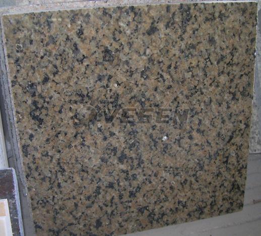 Tropical Brown Granite : China tropic brown granite