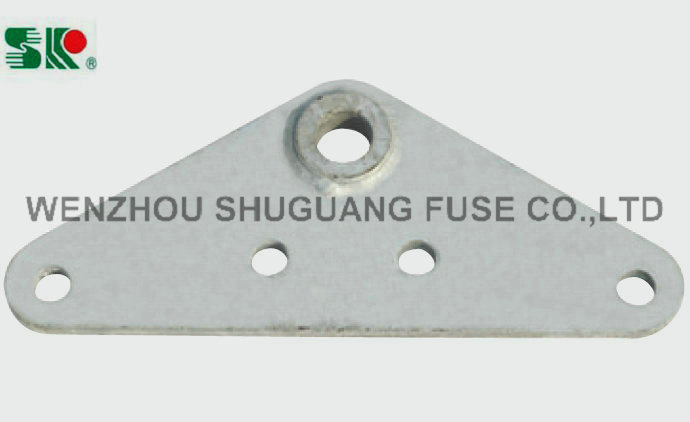 L Type Yoke Plate (overhead power line fitting)