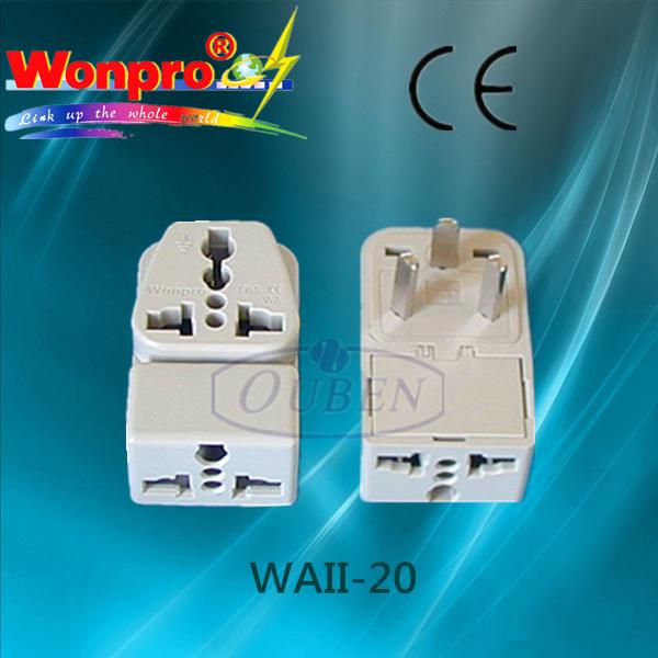 Plug Adapter WAII-20 (Socket, Plug)