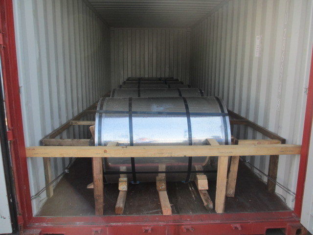 Dx51d Hot Dipped Galvanized Steel Coil GI for Roofing Sheet