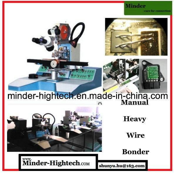 Manual Ultrasonic Heavy Wire Wedge Bonder Mdb-7550
