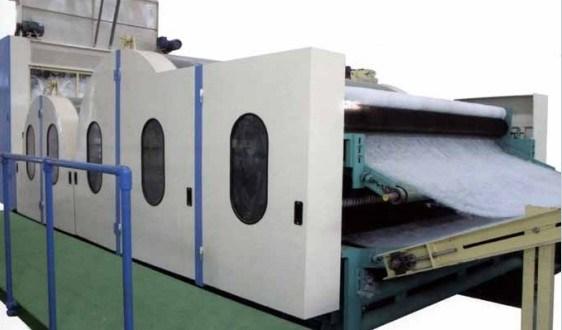Needle Punching Non Woven Fabric Making Machine