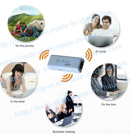 Mini Portable WiFi Wireless Broadband ADSL Router