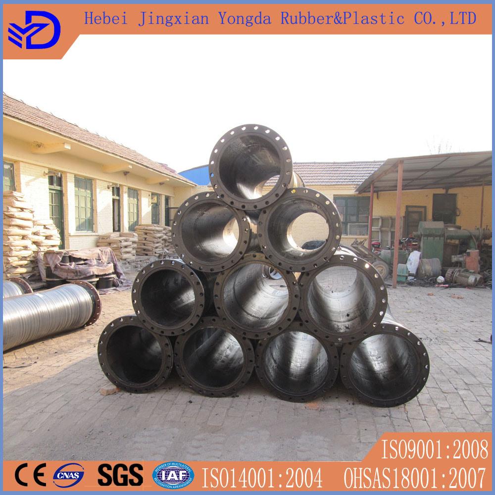Industrial Flexible Large Diameter Rubber Hose
