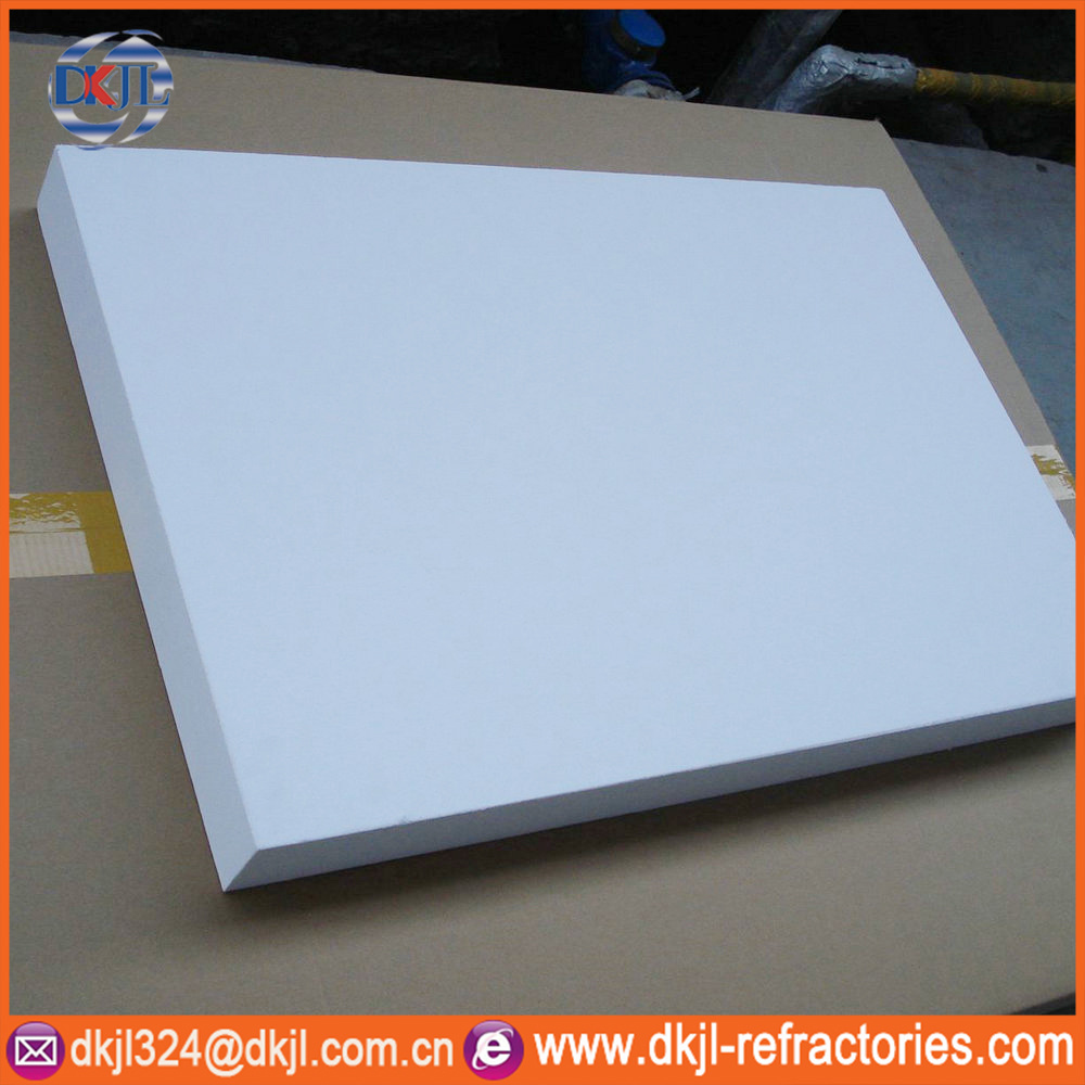 Refractory Heat Insulation Ceramic Fiber Board for Industrial Furnace Liners