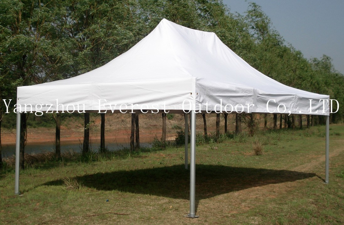 Elegant White Pop up Tent for Sale