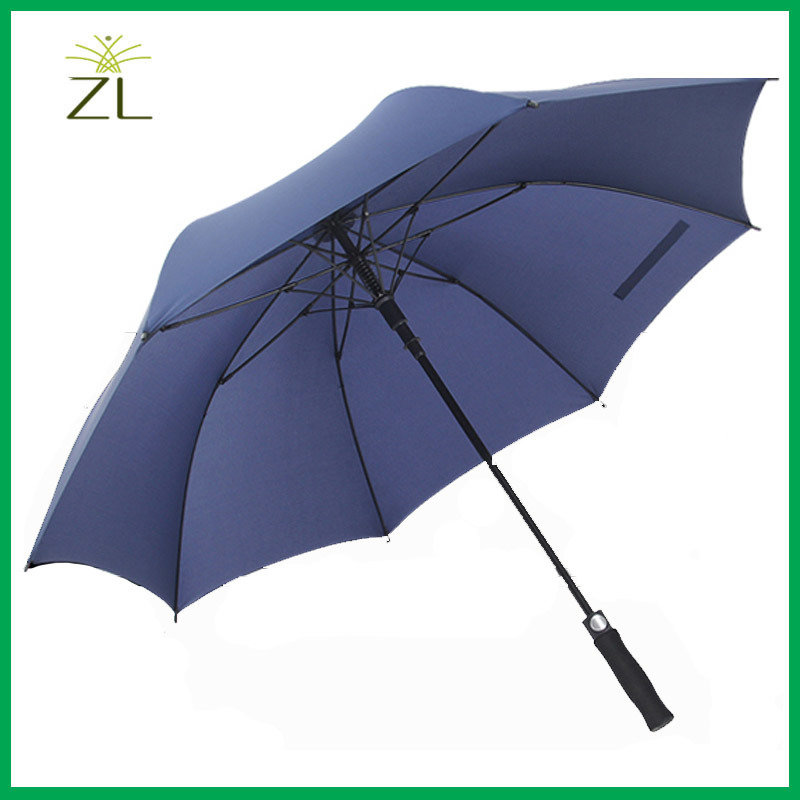 Customized Friendly Outdoor Advertising Straight Umbrella