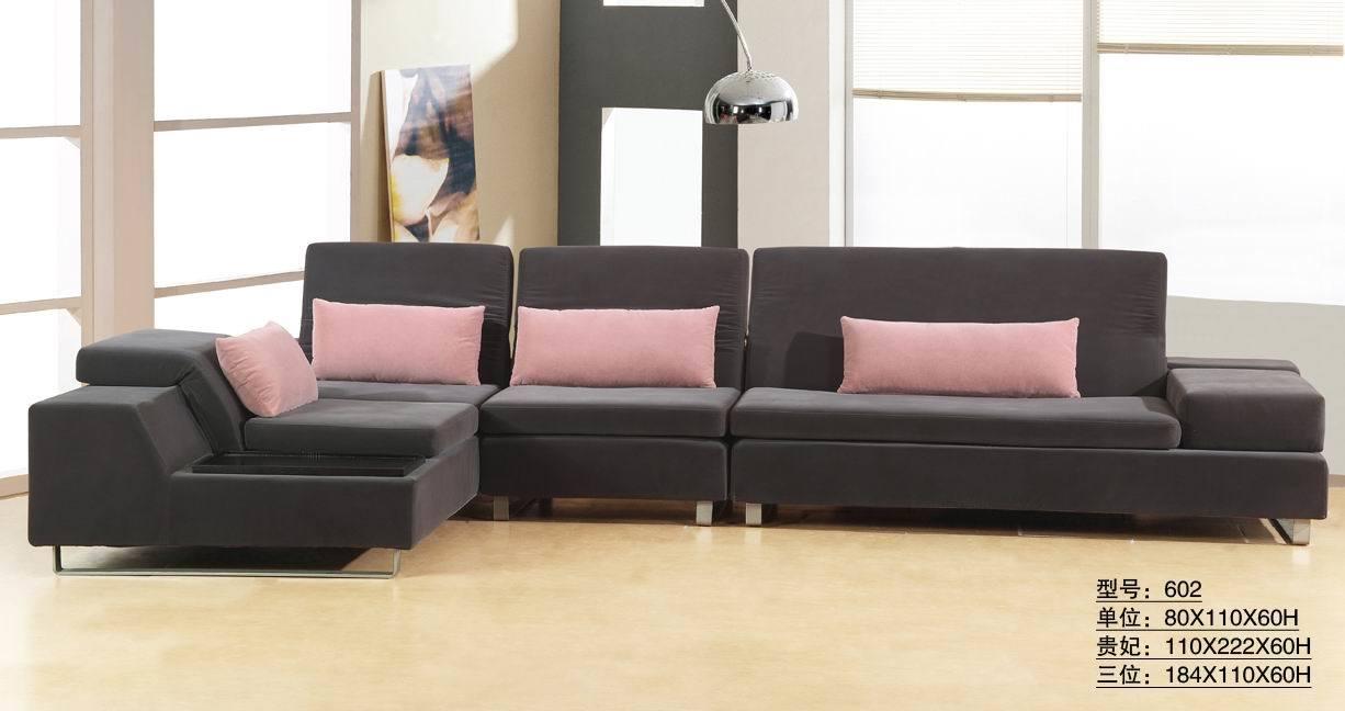 China Fabric Sectional Sofa 602 China Sofa Lounge