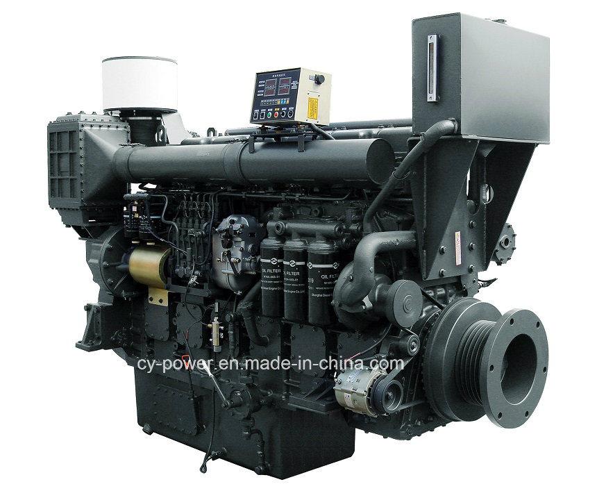 Sc33W Series Marine Engine, 382-605kw, Sdec