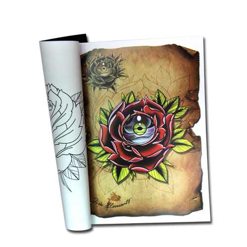 Tattoo Book (TB-006)
