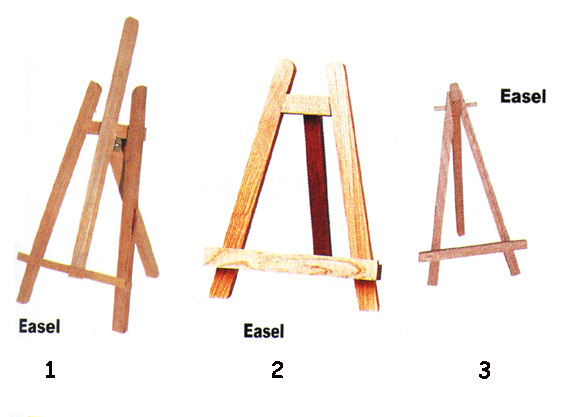 Build An Easel Stand