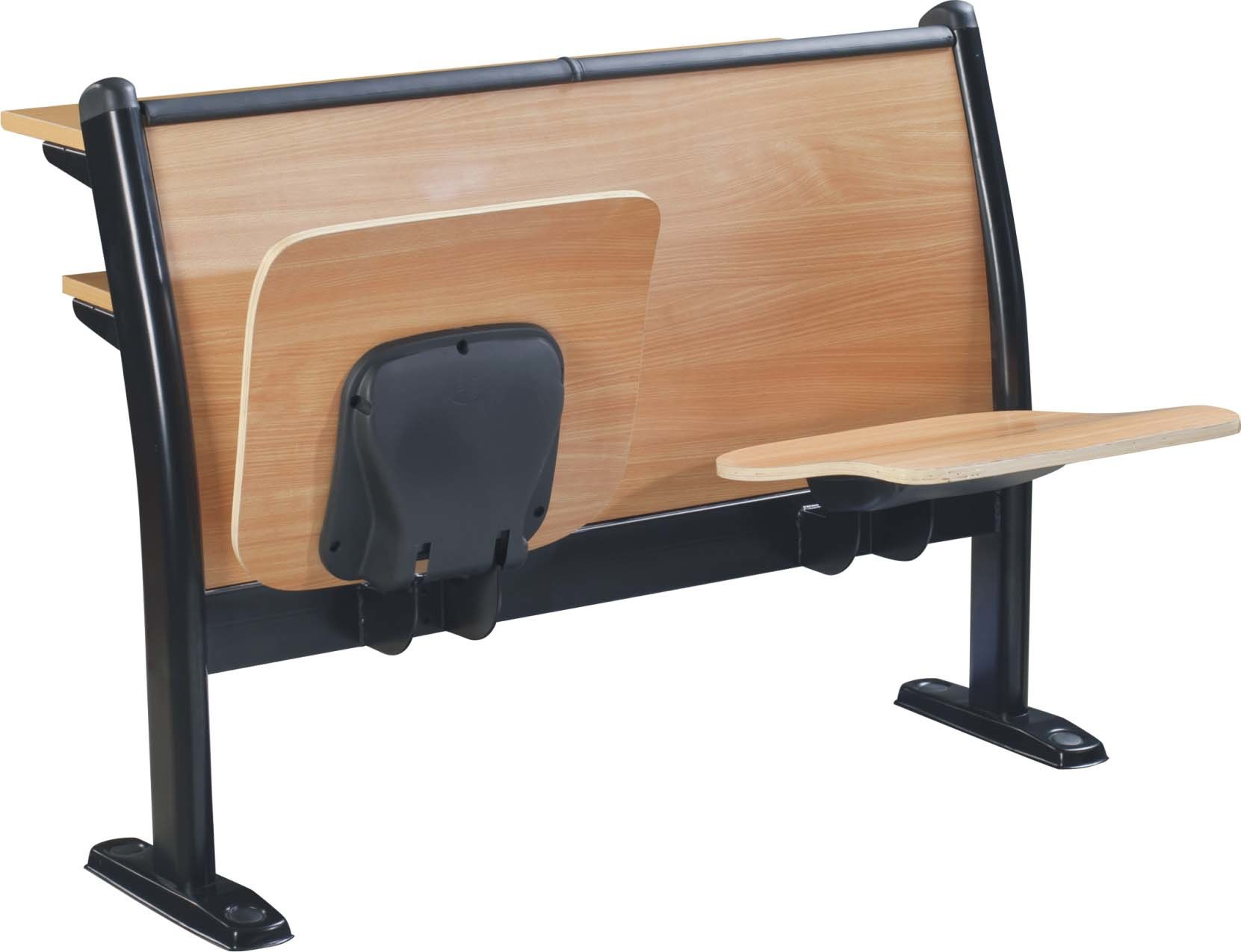 School Classroom Desk Chair and Lecture Hall Seat University Auditorium Chair (S01)