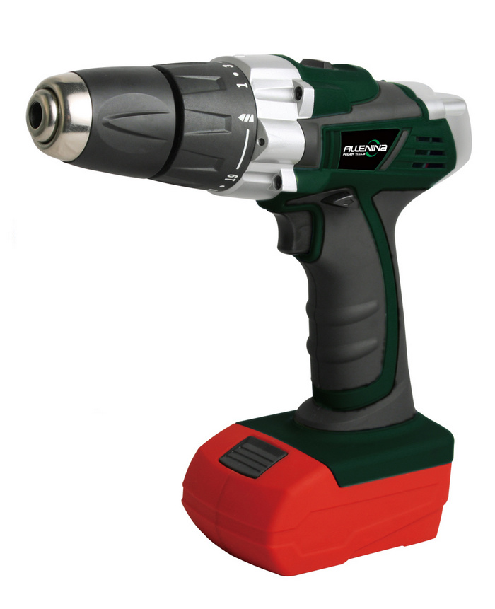 Professional Quality 18V Li-ion Battery Cordless Drill (CD0102)