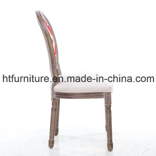 Wood Louis Chairs