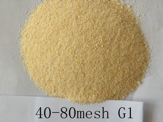 Ad Garlic Granule 40-80mesh Air Dehydrated