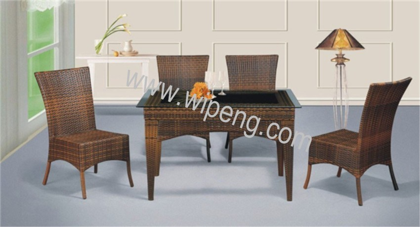 dining table rattan dining table base