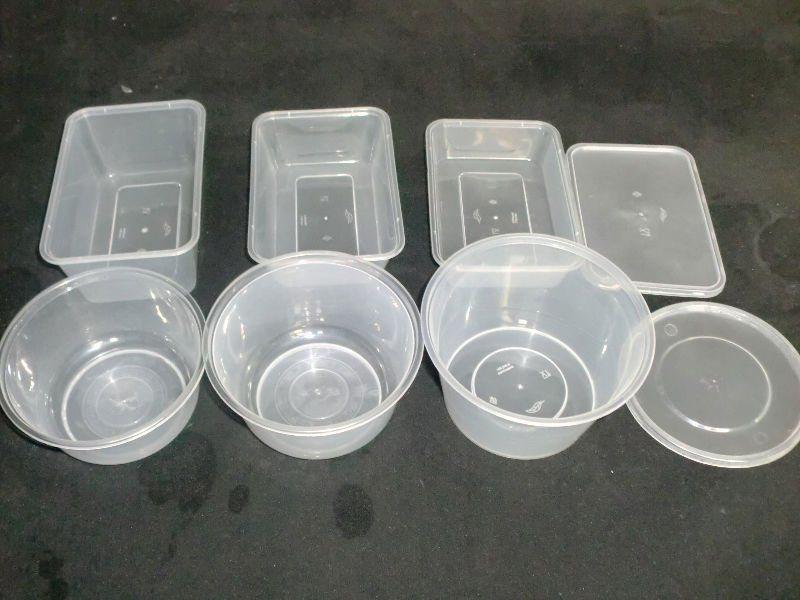 China Disposable Plastic Microwave Bowl (PB-A) - China ...