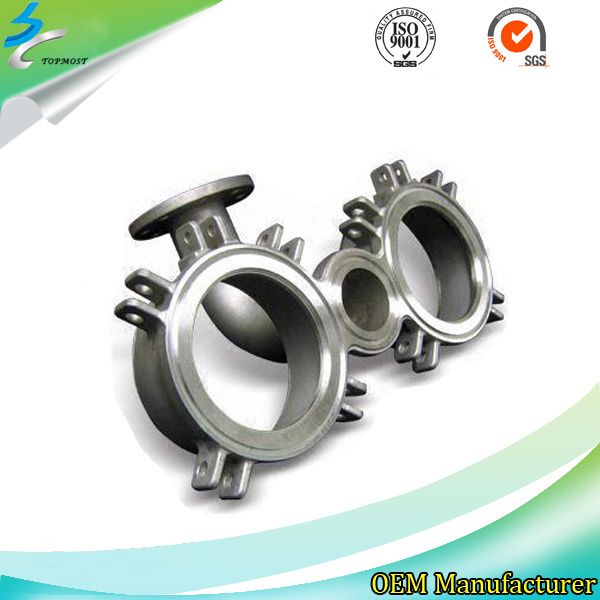 Investment Precision Casting Stainless Steel Machine Parts