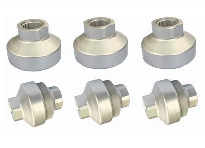 Equipment Aluminium CNC Milling Parts