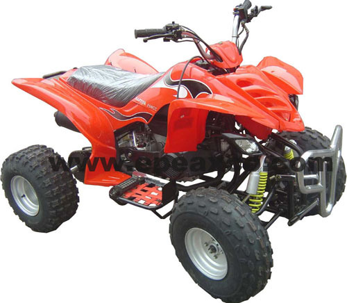 china yamaha raptor style 150cc double a arm atv ep150st