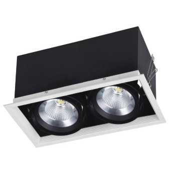 Ceiling Recessed LED COB Aluminum Spot Light (LFL-COB5001)