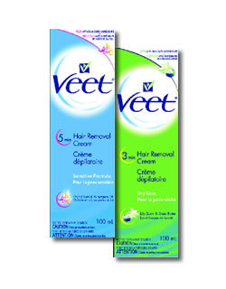 Veet Depilatory Cream