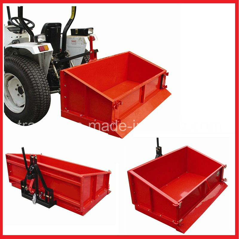 3 Point Weight Box : China point hitch tractor rear transport carrier