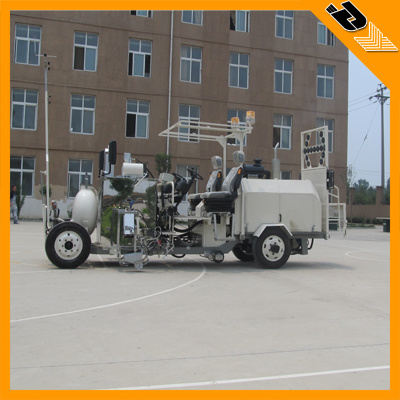 road line painting machine