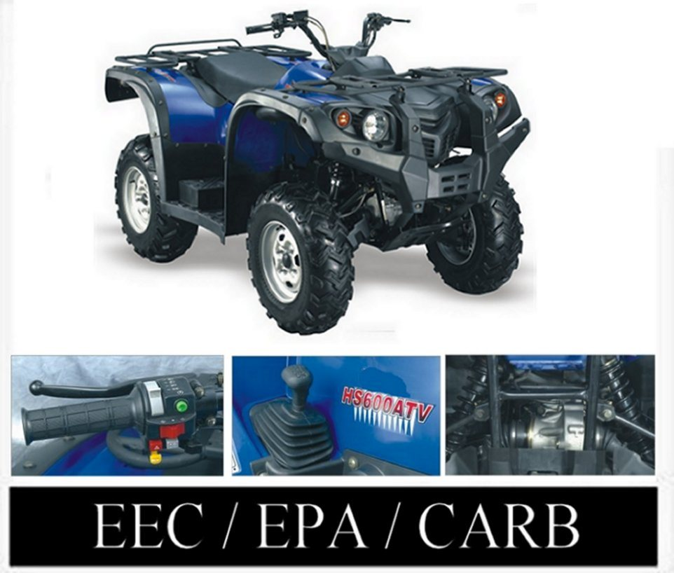 NEW 2008 Model Utility ATV 600cc 4WD CVT EPA CARB Approved 5 Comments :Aviation, Bucket List, Enola Gay, Goals, History, History Major, ...