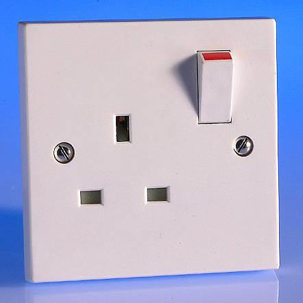 China British Standard Switched Socket 13a China Power