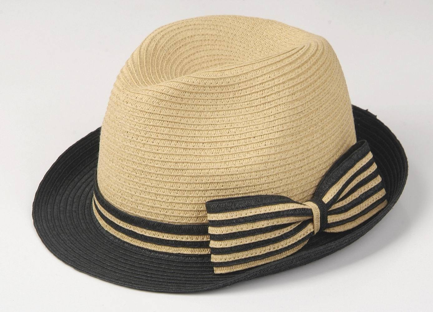 how to make a paper fedora hat