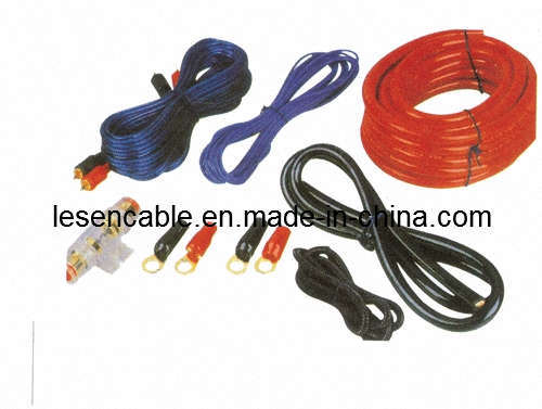 Car Amplifier Installation Wiring Kit