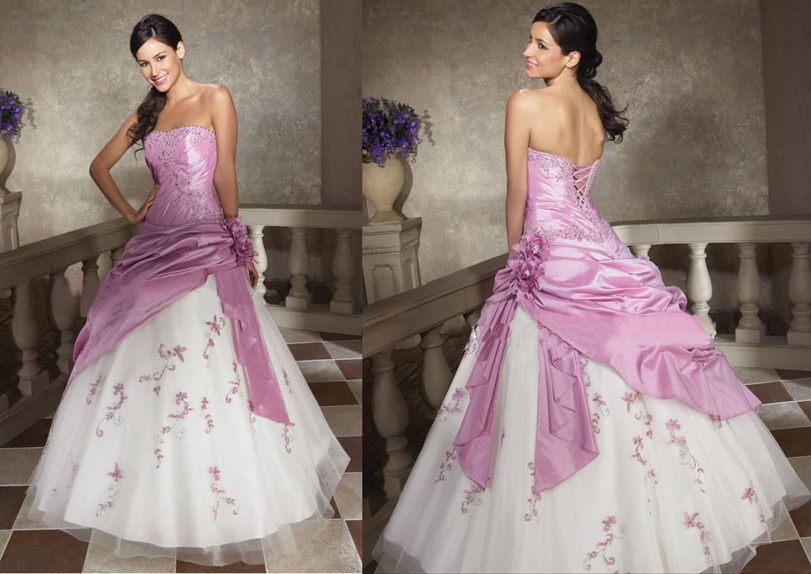 Pink and Fuchsia Prom Dresses in All Lengths - Prom Dress Line