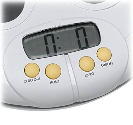 Ergonomics Electronic Baby Care & Toddler Scale with Removable Platform