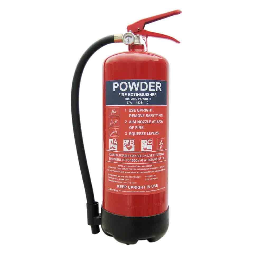 Fire Powder Can : China powder fire extinguisher
