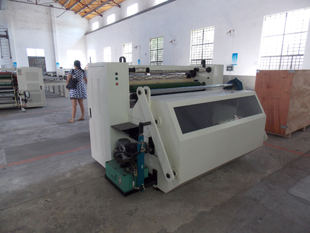 Full Automatic BOPP Slitter Machine, BOPP Tape Slitter Rewinder, BOPP Log Roll Slitter (XMY008)
