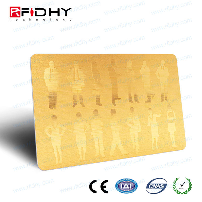 Proximity PVC Contactless RFID Smart Card