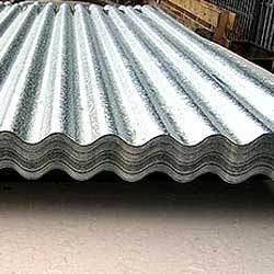 China galvanized steel sheets china roofing sheet metal for Galvanized metal sheets for crafts